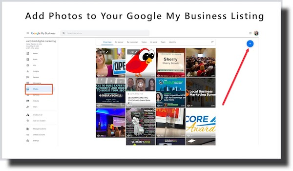 Add Photos to Your Google My Business Listing