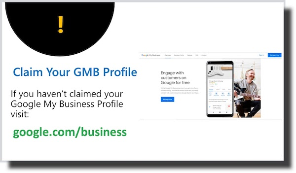 How to Verify GMB Account That's Already Claimed